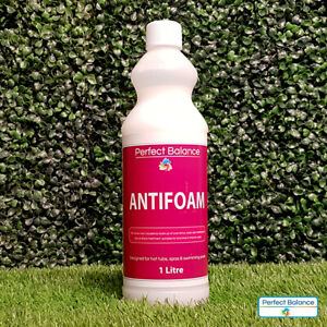Hot Tub Suppliers 1 Ltr of Antifoam for Pools, Spas & Hot Tubs FREE P&P