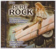 Pure Rock Nazareth, Blackfoot Sue, Sweet, Black Sabbath, Golden Earring.. [2 CD]