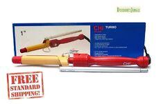 """CHI Turbo 1 """" Ceramic Hair Curling Iron Temperature Control Turbo CHI GF1526 New"""