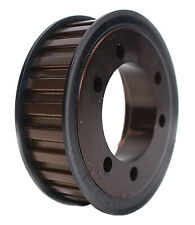 QD60H100, Timing Pulley Bored for SF Bushing