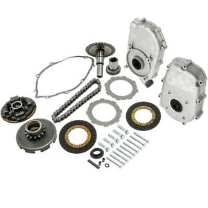 Reduction Gearbox 2:1 With Internal Clutch fit For HONDA GX270 Brand New