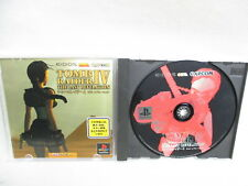 TOMB RAIDER IV 4 THE LAST REVELATION PS1 Playstation Hit-Japan Video Game p1