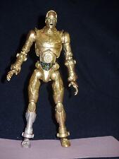 Custom Marvel Legends/Star Wars Black Series C-3PO and R2-D2 McQuarrie inspired