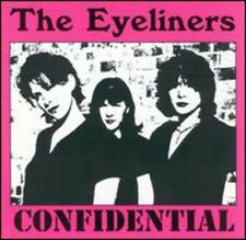The Eyeliners - Confidential [New CD]