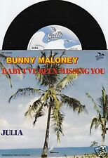 BUNNY MALONEY Baby I've Been Missing You 45/GER/PIC
