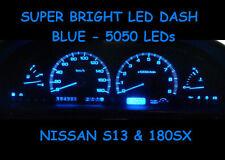 NISSAN S13 180SX DASH LIGHT DASH CLUSTER LED BULB KIT BLUE JDM