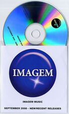 Imagem Music Sept 2008 Sampler UK publishing CD inc Vampire Weekend instrumental