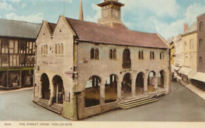 Herefordshire Postcard - The Market House - Ross on Wye - Ref TZ5767