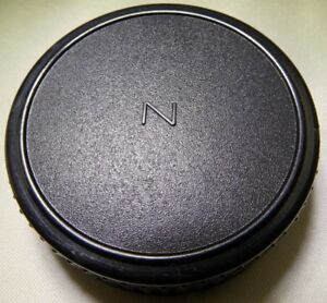 N Rear Lens Cap for Nikon F lenses 18-55mm f3.5-5.6 ​