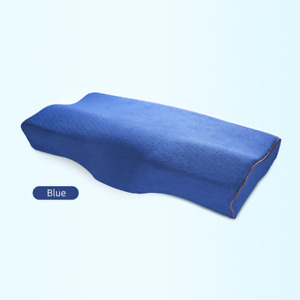 Memory Foam Pillow Cooling Gel Orthopedic Breathable Pillow Bed