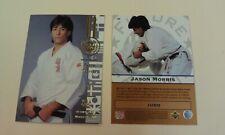 Jason Morris JUDO 1996 UD Upper Deck Olympic Card USA Gold Champions