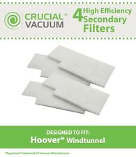 4 REPL Hoover WindTunnel Secondary Filters Part # 38765-019 38765019 38765023