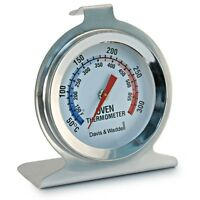 100% Genuine! Davis & Waddell Essentials Stainless Steel Oven Thermometer!