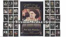 SEALED - Mario Moreno Cantinflas DVD NEW Coleccion 31 Peliculas SHIPS NOW !