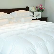 Goose Feather & 40%25 Down Luxury Duvet  ALL Size (CARRY CASE)