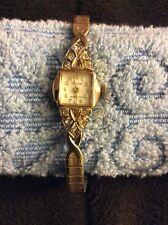 Vintage Lucerne Anti-Magnetic Watch Runs