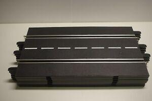 6 x Carrera 20509 Evolution Exclusiv Digital 132/124 gerade Schienen 3 Zapfen