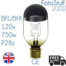 BFL BFK 120v 750w P28s GE 29280 Projector Bulb Lamp BFL BFK UK Stock