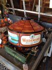 Vintage Wiedemann Beer Sign Light Lamp Only ~ Advertising ~ NO Revolving Motor