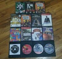 PS2 GAMES LOT OF 15 PLAYSTATION 2 LOT TESTED AND WORK VARIOUS TITLES