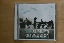 The Summer Obsession  – This Is Where You Belong     (C245)