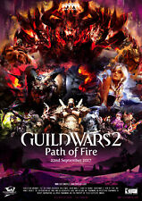 Guild Wars 2: camino de fuego (expansión) Editor CD Key global