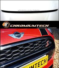 MK3 F55 F56 F57 MINI Cooper S/SD Front Grill Bumper Trim BLACK Hatch/Convertible
