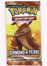 POKEMON DIAMOND & PEARL MYSTERIOUS TREASURES BOOSTER PACK