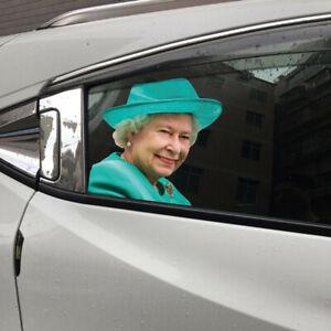 Funny Car Window Sticker Person Size Passenger Side Right Celebrity Universal U3