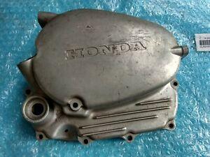 HONDA CB100 CB125 CL100 SL100 XL100 RIGHT CRANKCASE ENGINE CLUTCH COVER NOS