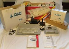Atari 65XE Boxed + XC12 Tape Cassette Player