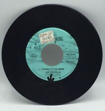 LED ZEPPELIN ~ CANDY STORE ROCK -PROMO (A9) -45 RPM RECORD IN VG + CONDITION