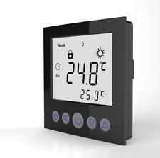 Espace-Thermostat écran Tactile Programmable hypocauste Adaptatif Sol sonde