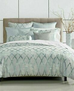 Hotel Collection Dimensional Full/Queen Duvet Cover, $335