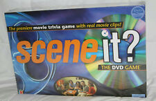 SCENE IT ORIGINAL MOVIE EDITION DVD BOARD GAME BRAND NEW FACTORY SEALED PLASTIC