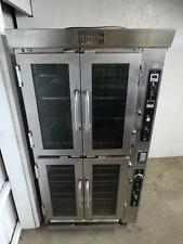 2004 Doyon JAOP6 Commercial Double Deck Electric Bakery Jet Air Oven Proofer