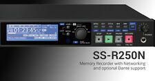 Tascam SS-R250N Rackmount Two-Channel Networking SD/USB/Media Digital Recorder
