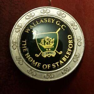 Wallasey Golf Club Ball Marker