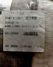 Sleep Number Eastern King P6 Mattress Cover Total Encasement. NEW