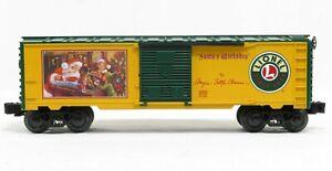 LIONEL 2009 Angela Trotta Thomas Boxcar #6-25067 O//O27