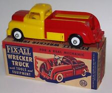 Fix-All Wrecker Truck with Tools and Equipment for a Real...