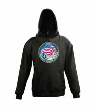 Fun Kinder Hoodie Kapuzen Pullover Kennedy Space Center Nasa USA Agency Force