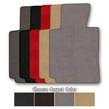 BMW Vehicles 4 Pc Carpet Floor Mat Set - Choice of Color