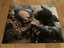 CHRISTIAN BALE SIGNED 11X14 PHOTO PROOF COA AUTOGRAPHED BATMAN DARK KNIGHT 3