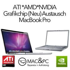 """ATI NVIDIA Grafikchip Austausch MacBook Pro 13"""" 15"""" A1286 A1297 A1261 A1260"""