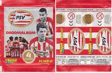 PANINI BUSTINA Packet Pochette Tüte zakje ~ PSV Eindhoven 2017/2018 DUTCH RARE !