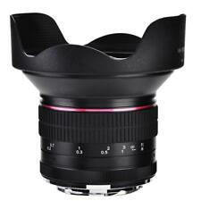 Meike 12mm f/2.8 Ultra Wide Angle prime Lens for Fuji X-A1 X-A2 X-E1 X-E2 X-E2s