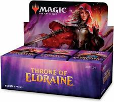 Magic The Gathering Booster Box-Throne of Eldraine Totalmente Nuevo Y Sellado De Fábrica!