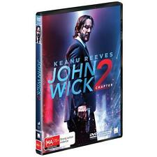 John Wick - Chapter 2 (DVD, 2017) (Region 4) Aussie Release