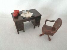 Renwal Desk Chair Accessories Pumpkins Dollhouse Furniture Moving Parts